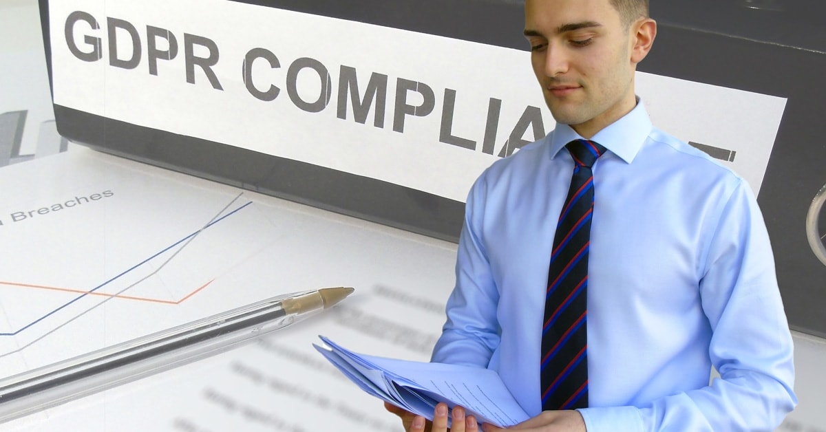 Is Your Company GDPR Compliant
